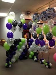 balloon columns celebration ideas pinterest balloon columns