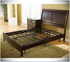 Steel Platform Bed Frame King Classic Metal Platform Bed Frame Cal King Steel Box