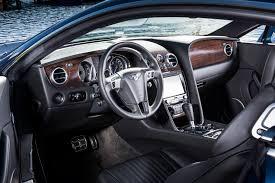 bentley continental interior back seat report bentley considering smaller sub bentayga crossover