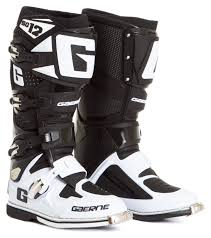 black motocross boots gaerne mx boots sg 12 black white limited edition 2017 maciag