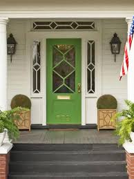 Exterior Door Colors Front Door Drama Elements Of Style