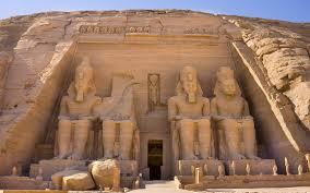 temple of ramesses ii abu simbel nubia egypt explain why we