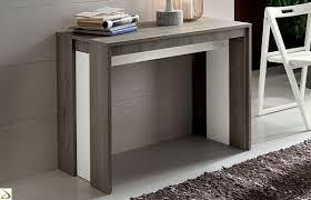 tavoli consolle allungabili prezzi tavolo consolle allungabile ionit arredo design