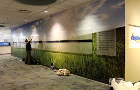 clayton homes timeline wall mural high res blog acrylic install