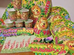 luxury animal theme jungle lions children packs