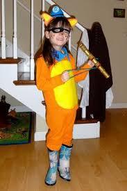 Octonaut Halloween Costume Kwazii Costume Cardboard Gup Octonauts Halloween Diy