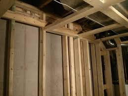 vapor barrier basement ceiling basements ideas