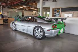 modified ferrari 1995 ferrari f355 challenge for sale kastner u0027s garage