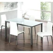 table en verre cuisine table de cuisine en verre chez but idée de modèle de cuisine