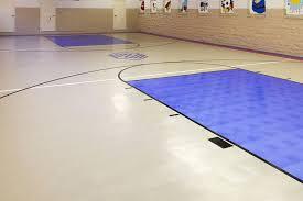 backyard basketball court flooring snapsports basketball courts athletic courts