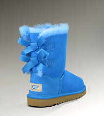 Light Blue Uggs Light Blue Bailey Bow Uggs