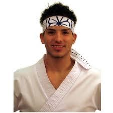 Karate Kid Costume Karate Kid Sytle Headband