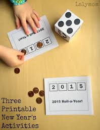 new year u0027s eve ideas for kids 3 printable activities