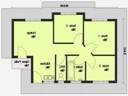 easy bedroom floor plan home ideas decor simple three house of