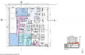 hollywood s tommie hotel coming to selma avenue urbanize la ground level floor plan for the tommie hotel image ladcp