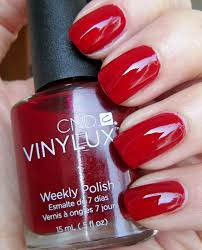 cnd vinylux rock royalty weekly nail polish swatch i am intrigued