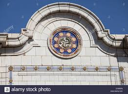 architectural detail winter gardens blackpool lancashire