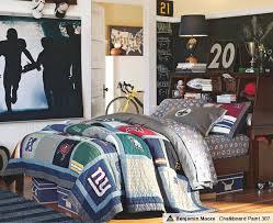 Best Bedroom Ideaskids Images On Pinterest Football Season - Football bedroom ideas