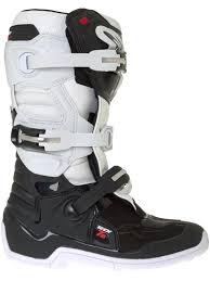 motocross boots alpinestars alpinestars black white tech 7s kids mx boot alpinestars