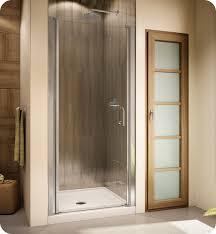 E Shower Door Fleurco E Banyo Sevilla Semi Frameless In Line 70 Pivot Shower Door