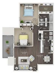 Watermark Floor Plan Grandview Apartments By Albion Columbus Oh Apartment Finder