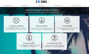 varias imagenes a pdf online iloveimg para transformar y editar imágenes en la web