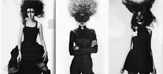 animal mask editorial avant garde chic fashion costume