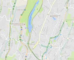 Nyc Traffic Map Sprain Brook Parkway Lane Reduction 511ny Org
