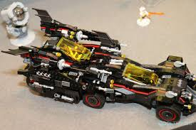 batman car lego lego 70917 the ultimate batmobile set