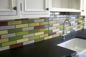 incredible innovative subway tile backsplash cost how to install a
