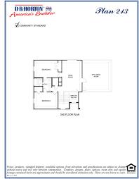 Dr Horton Floor Plans Texas 213 Juniper Cypress Cove Garland Texas D R Horton
