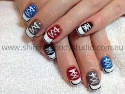 nail art 35 phenomenal hand painted nail art image concept hand