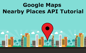 Build Your Own Android App 14 Mapping Your Way To Google Maps by Google Maps Search Nearby Displaying Nearby Places Using Google