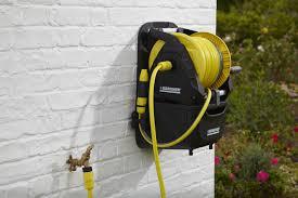 best wall mounted hose reel 7300 premium hose reel kärcher uk