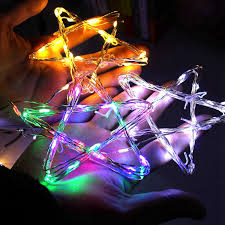 dc 12v powered mini waterproof christmas light copper wire led