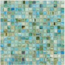 turquoise tile bathroom mosaic tile for kitchen backsplash and bathroom glass tile oasis