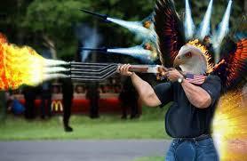 Obama Shooting Meme - 3 barreled shotgun by cookie sky 17 on deviantart