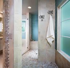 Modern Shower Bench Tile Shower Bench Bathroom Modern With White Towel Mounted Bars