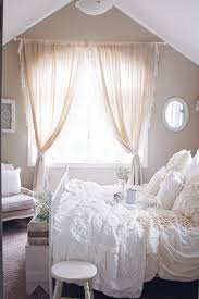 Lace Trim Curtains Freshen Up Your Space For Fall