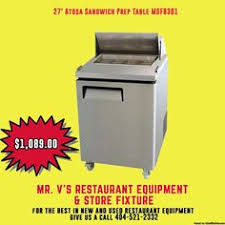 Used Sandwich Prep Table by Details About Asber 2 Door Reach In Cooler Coolers In And Doors