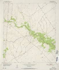 Victoria Texas Map Texas Topographic Maps Perry Castañeda Map Collection Ut