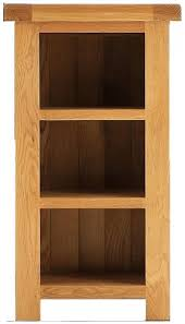 shelves oak narrow bookshelves small wood shelves plans small