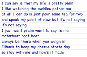 Blind Lemon No Rain February 2012 Siri Transcribes Me Singing Page 2
