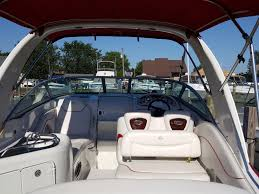 temptation yacht sales 2007 crownline 270 cr for sale