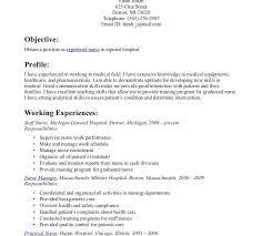 Example Of Nursing Student Resume by Nursing Student Resume Example Resume Cv Cover Letter