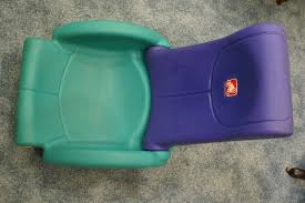 Rocking Gaming Chair Vintage Step 2 Purple Teal Green Rocker Gaming Chair Folding