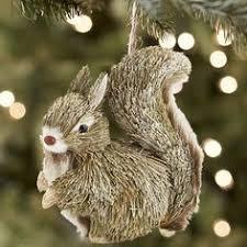natural hedgehog ornament home decor ideas christmas