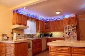 kitchen cabinet led lighting kitchen with above cabinet led lights corner drawers