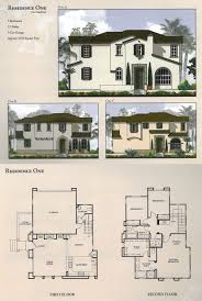 residential home floor plans contemporary style house plan 4 beds 3 50 baths 3317 sqft plans