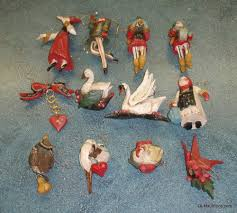 complete set house of hatten denise calla 12 days of christmas